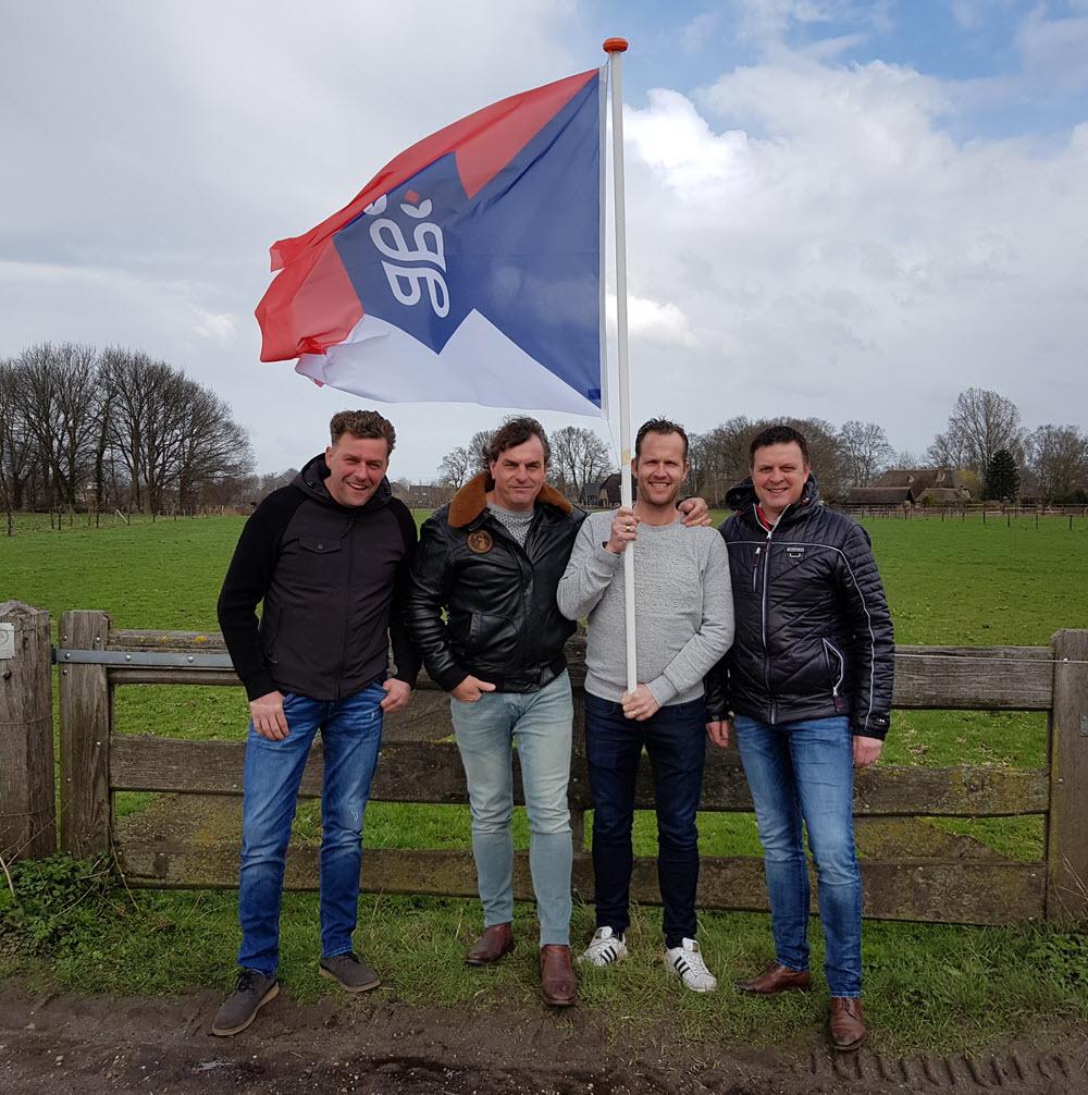 Gerrit beweging vlag