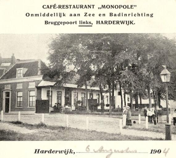 Cafe Restaurant Monopole Harderwijk
