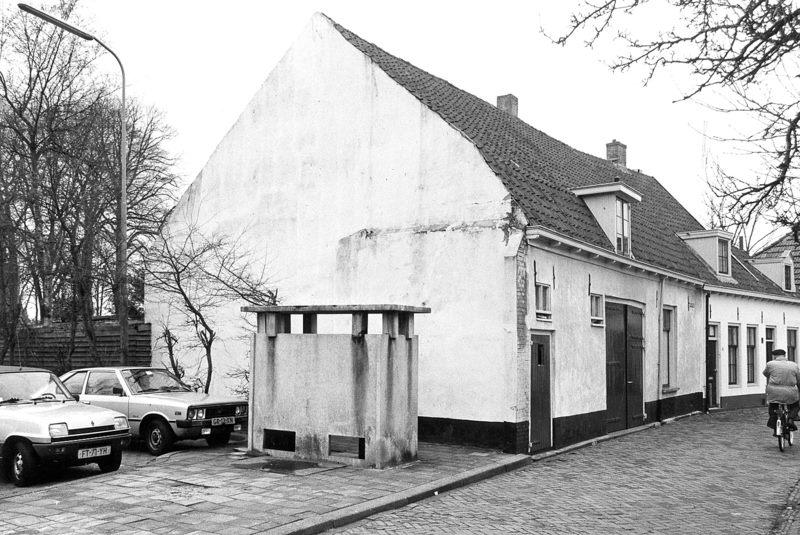 De Doelenstraat in Harderwijk uit 1987
