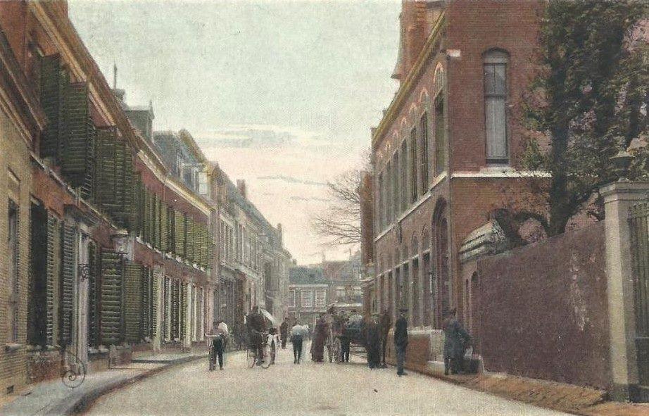 Donkerstraat Harderwijk