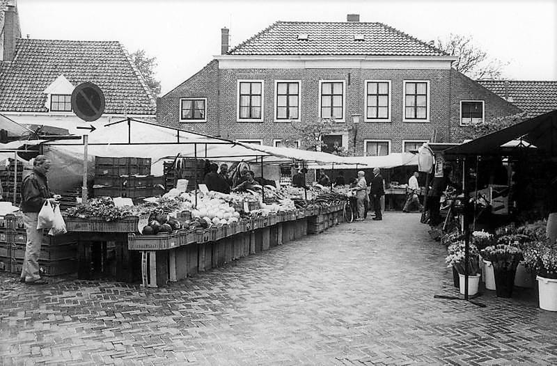 Groente- en fruitmarkt Smeepoortenbrink Harderwijk