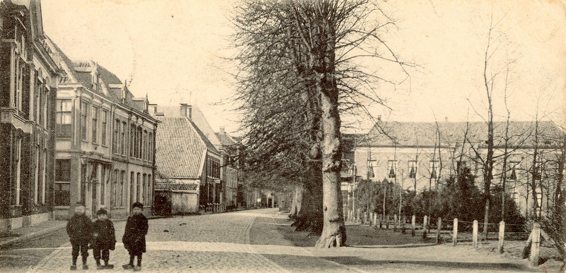 Kerkplein Vijhestraat Harderwijk