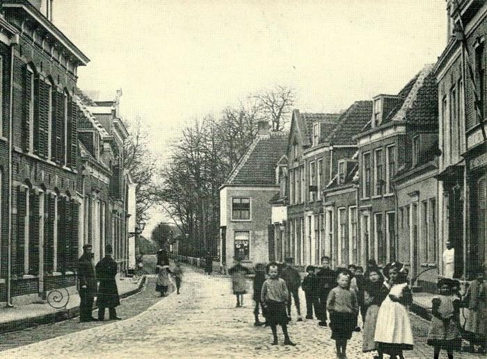 Smeepoortstraat Harderwijk 1901