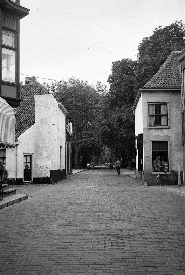 Smeepoortstraat Harderwijk uit 1955