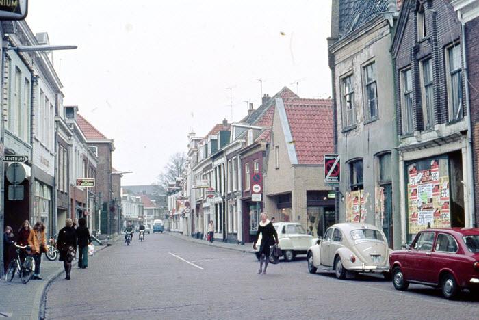Smeepoortstraat 1974 Harderwijk