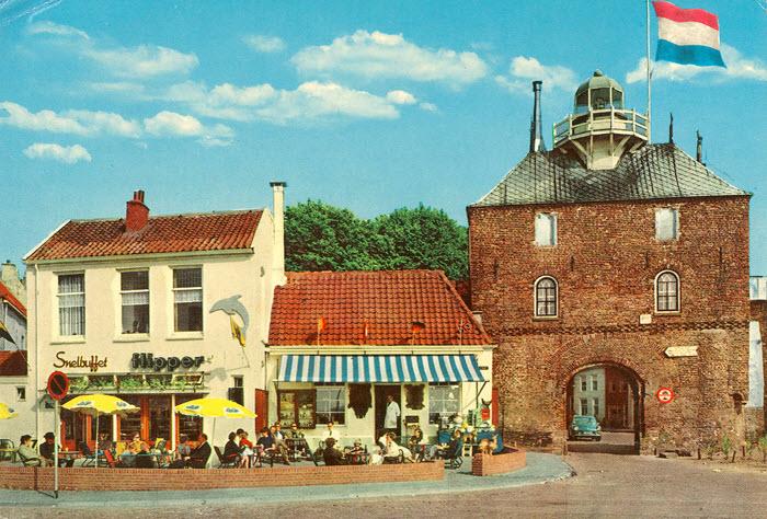 Snelbuffet Flipper Harderwijk vroeger
