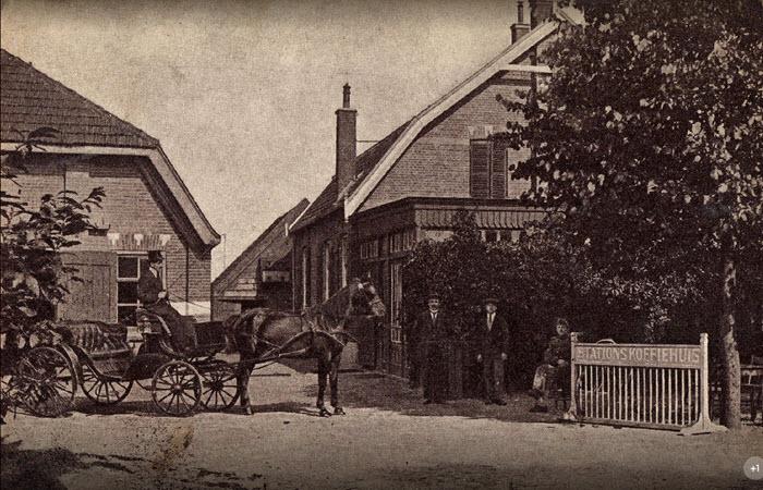 Stationskoffiehuis Harderwijk