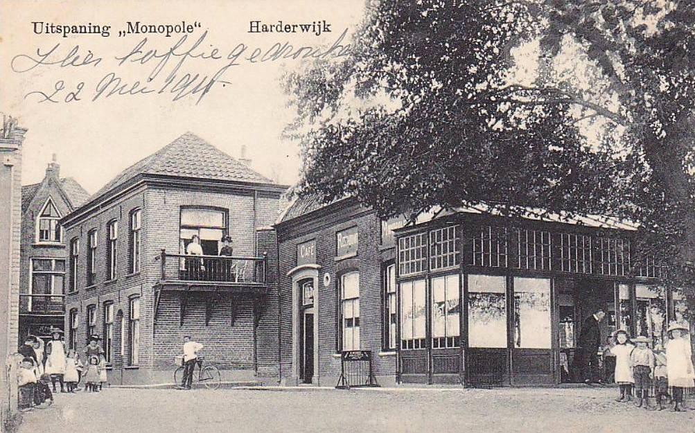 Uitspanning Monopole Harderwijk
