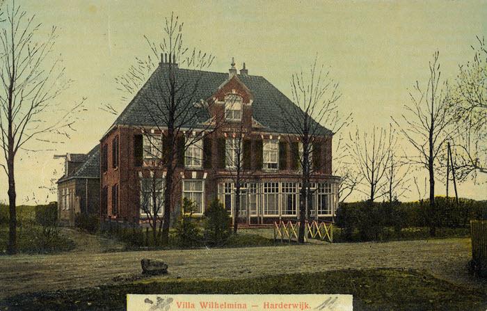 Villa Wilhelmina Harderwijk