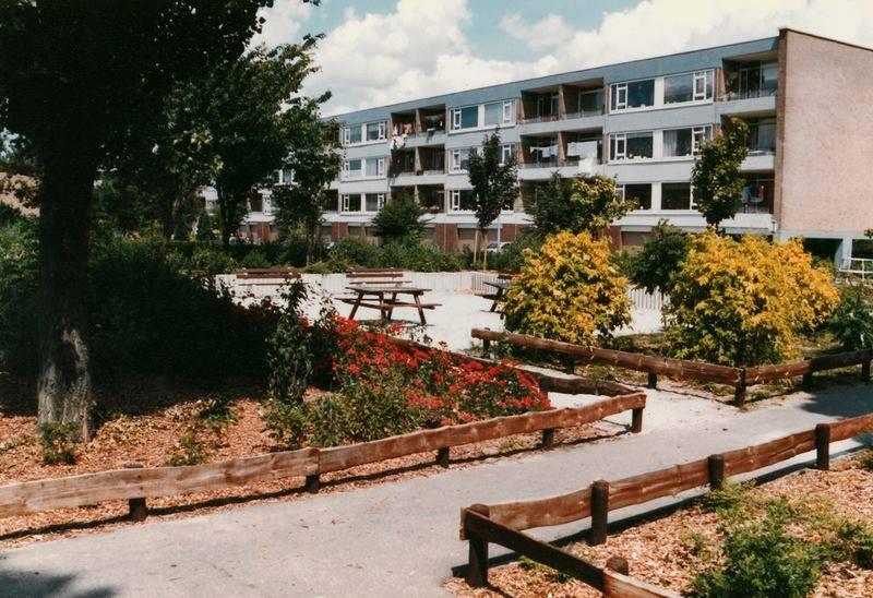 Vondellaan Harderwijk eind jaren 80