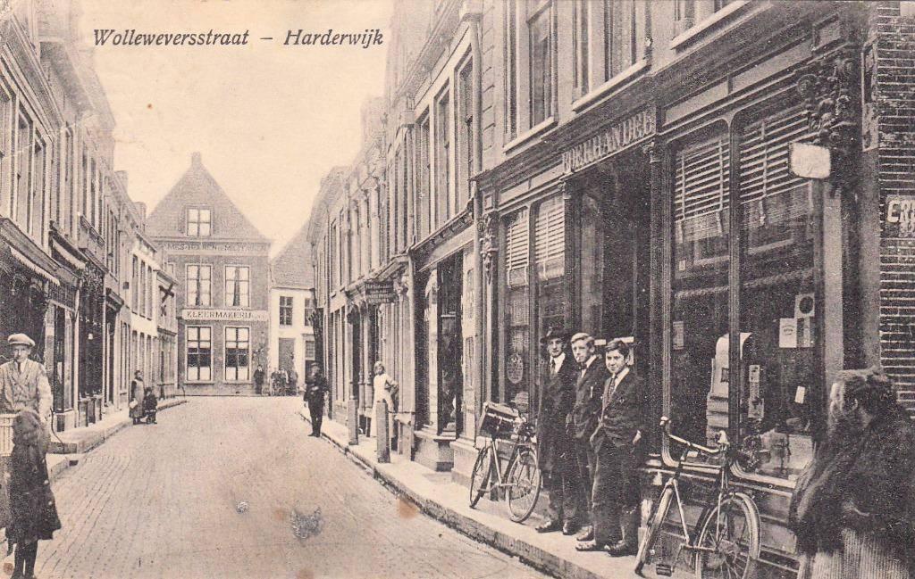 Wolleweverstraat Harderwijk