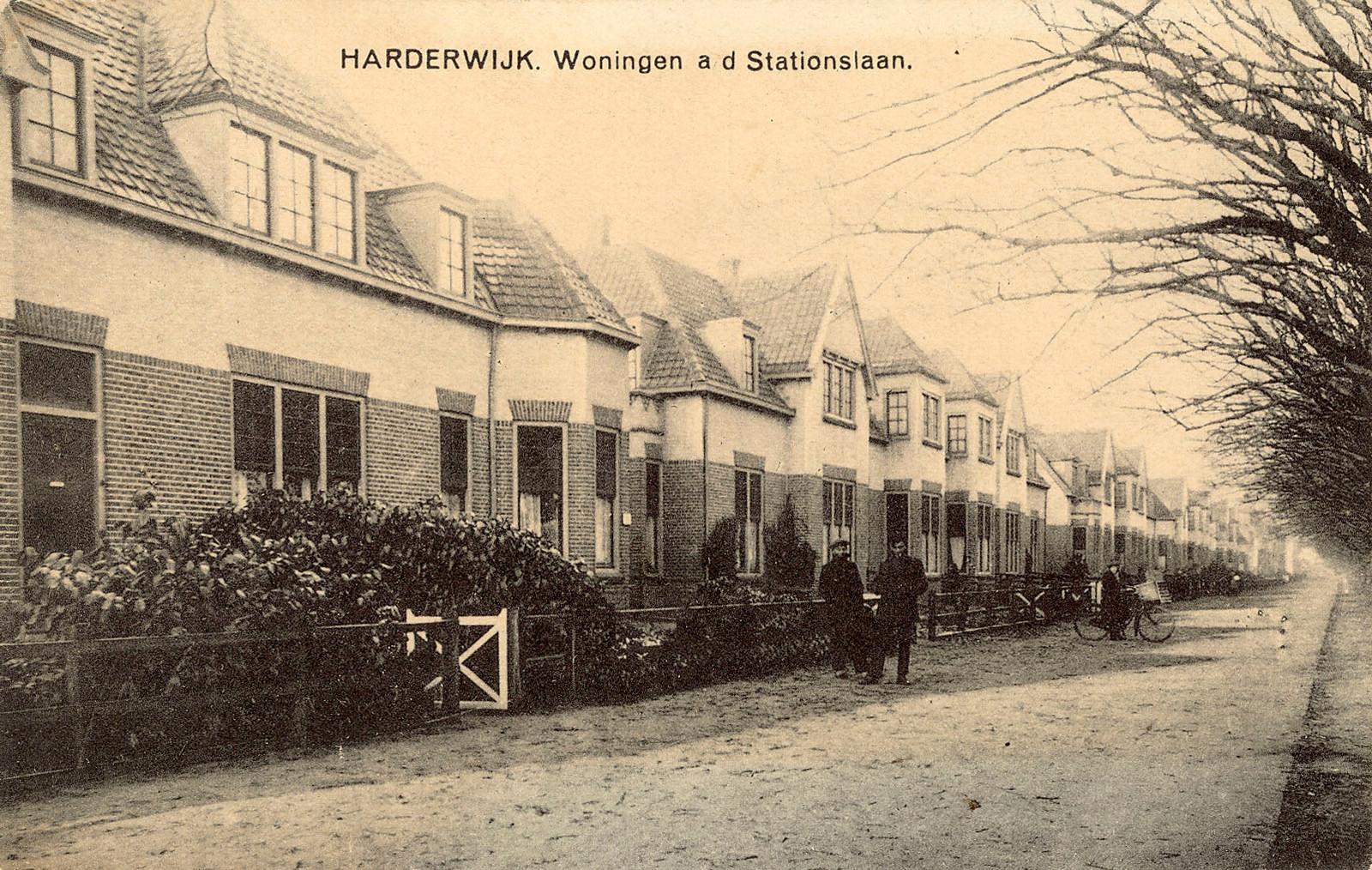 Woningen aan de Stationslaan in Harderwijk