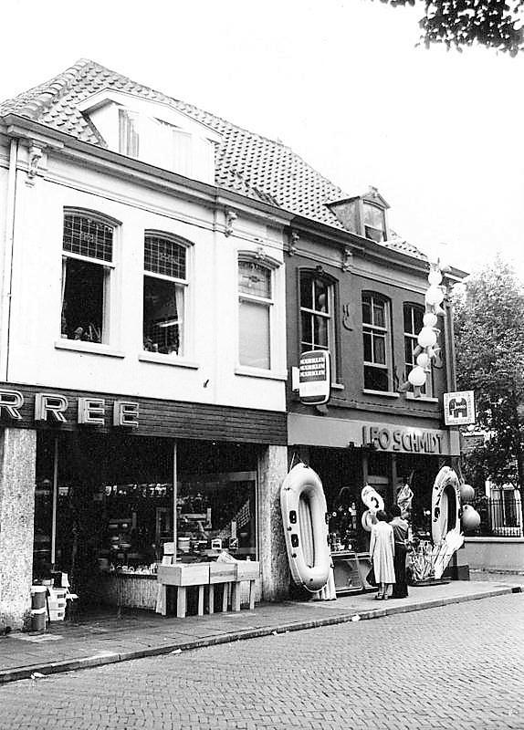 Kerkplein Harderwijk