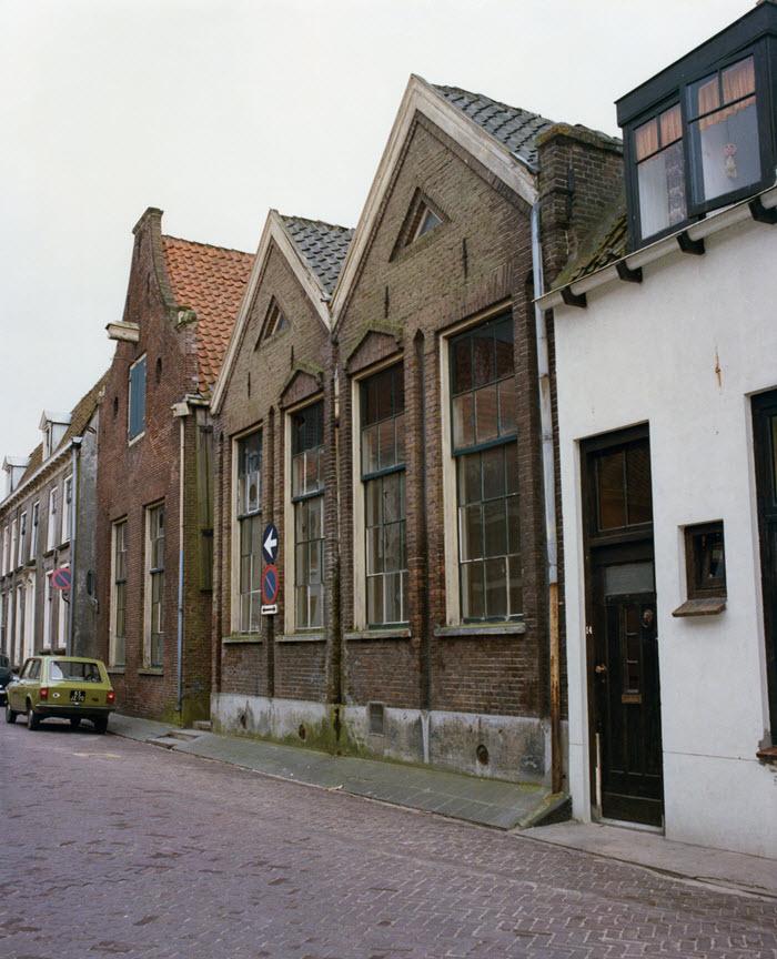 Kleuterschool in de Hoogstraat Harderwijk