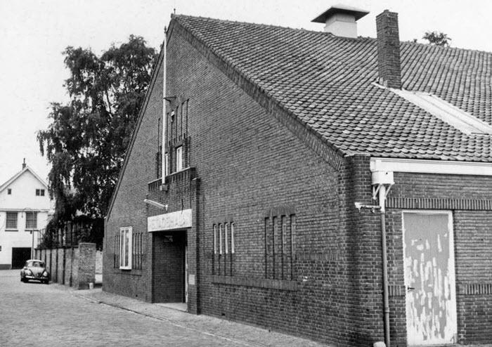 Stadshal Harderwijk vroeger