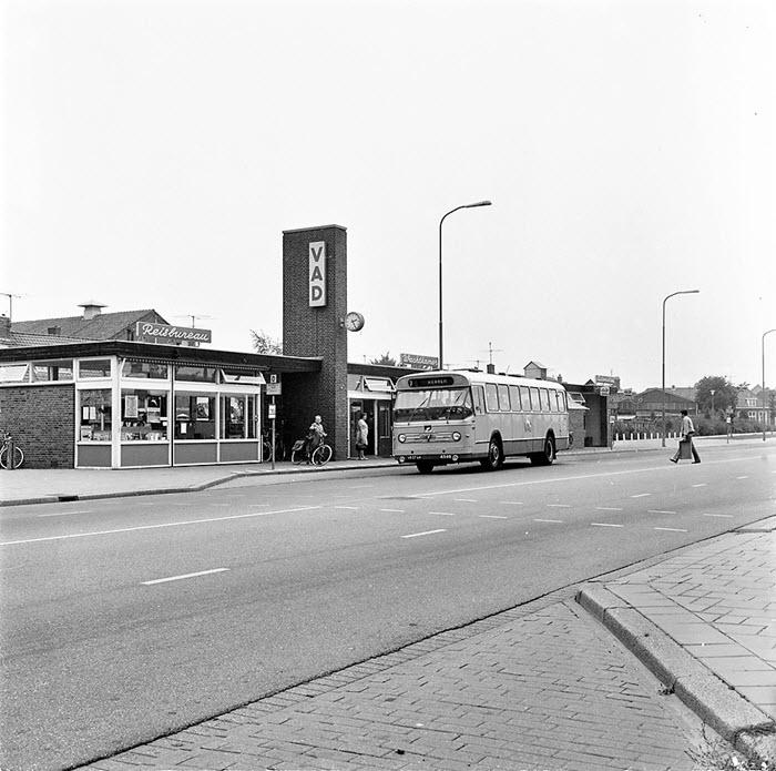 V.A.D. busstation Harderwijk