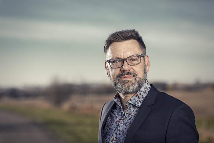 Andries de Jong nieuwe directeur Cultuurkust Harderwijk