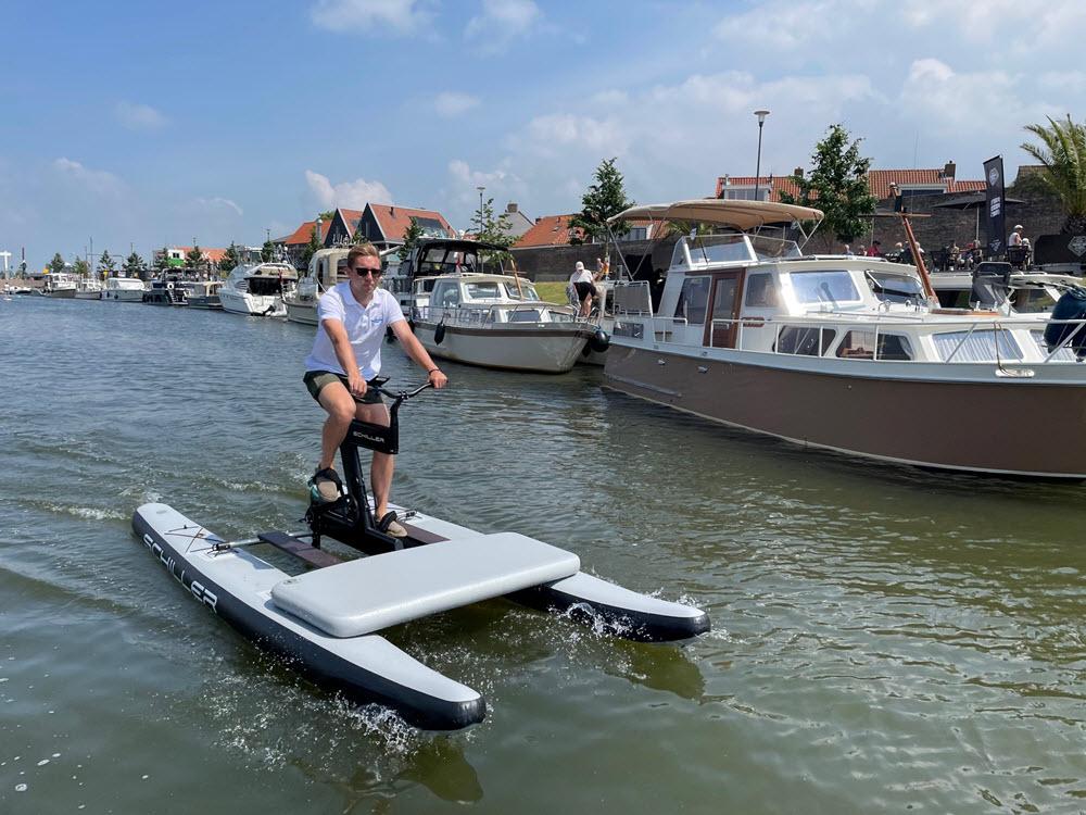 Waterbike Harderwyck Dirk Roelofsen