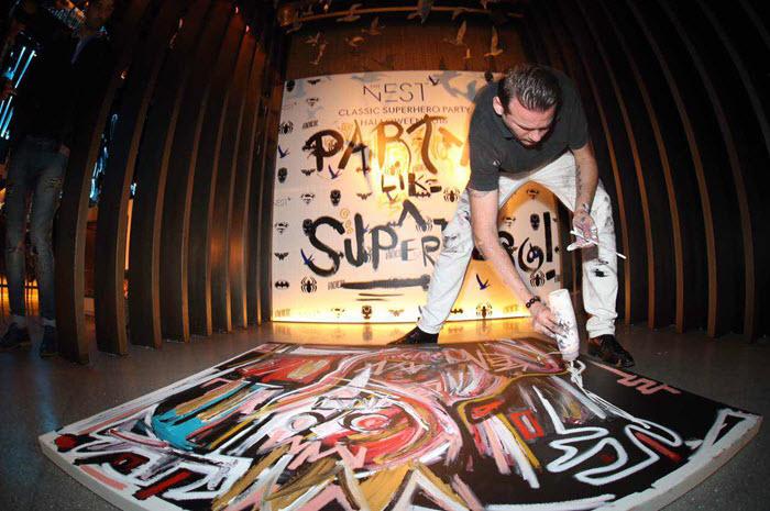 Peter Riezenbos kunstenaar