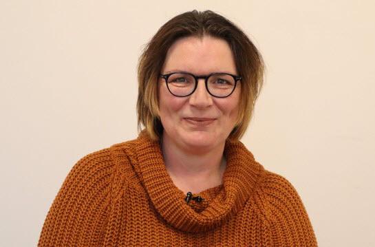 Tineke Juffer vrijwilliger wijkvereniging Stadsdennen en Frankrijk