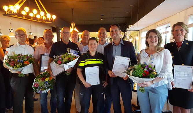KVO-B certificaat voor alle bedrijventerreinen Harderwijk