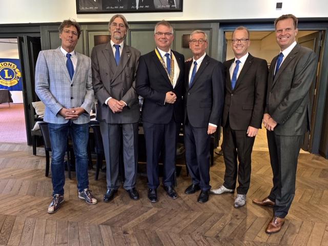 Bestuur Lions Harderwijk