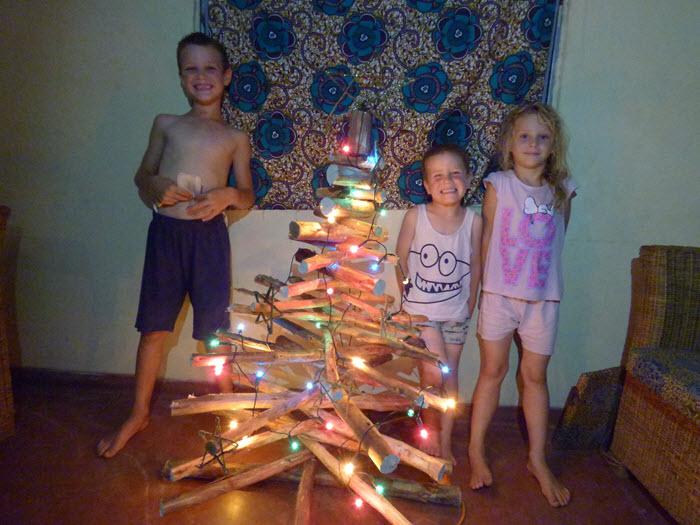 Kerst in Maliwi
