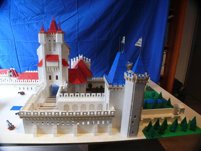 Lego Vischpoort Harderwijk Gerrit Boer