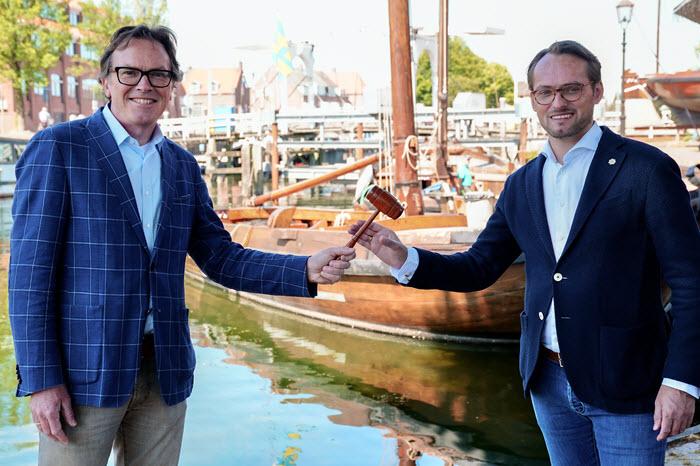 Wilco Mazier nieuwe fractievoorzitter CDA Harderwijk Hierden