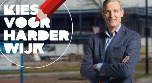 Kies voor Harderwijk gemeenteraadsverkiezingen 21 maart 2018