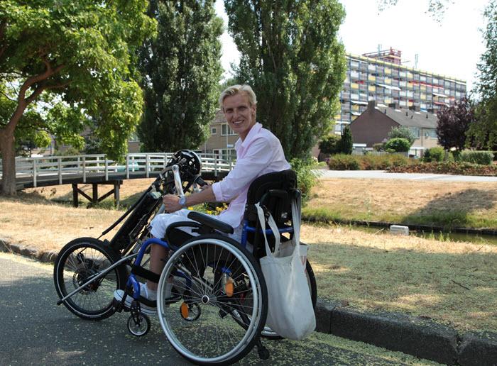 Ellen de Boer uit Harderwijk
