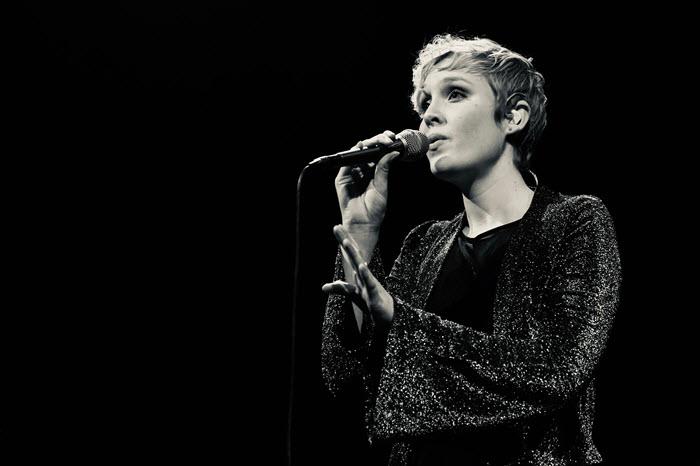 Lisanne Spaander sing en songwriter Harderwijk
