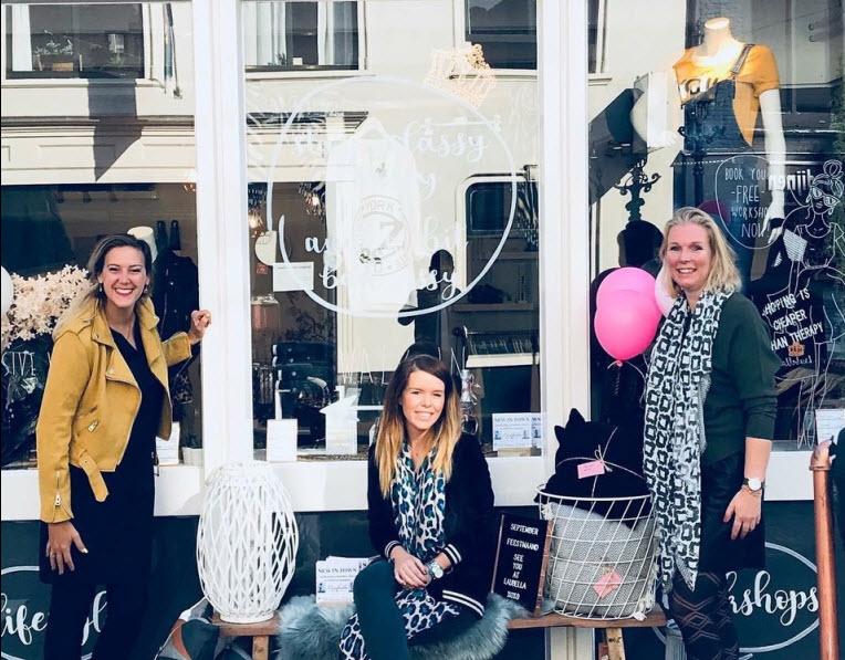 Team van Laubella Fashion en Styling in Harderwijk