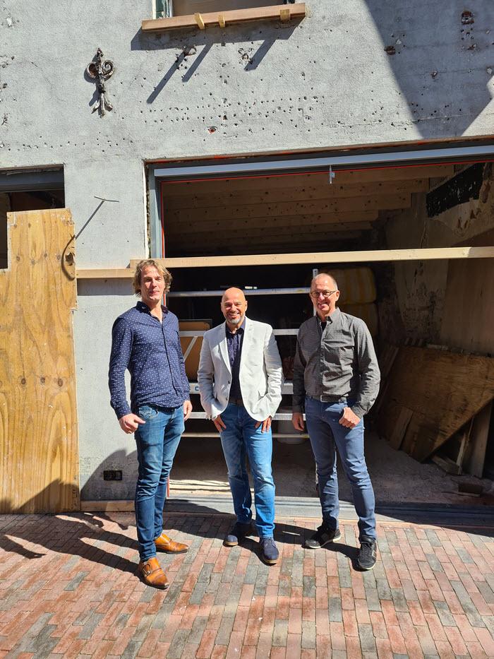 Cafe de Liefde en Stichting Doeg