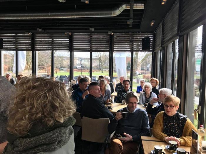 Kerk in de Kroeg Grand Cafe de Liefde Harderwijk