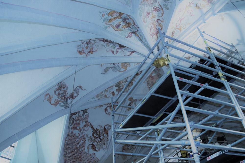 Restauratie Grote Kerk Harderwijk