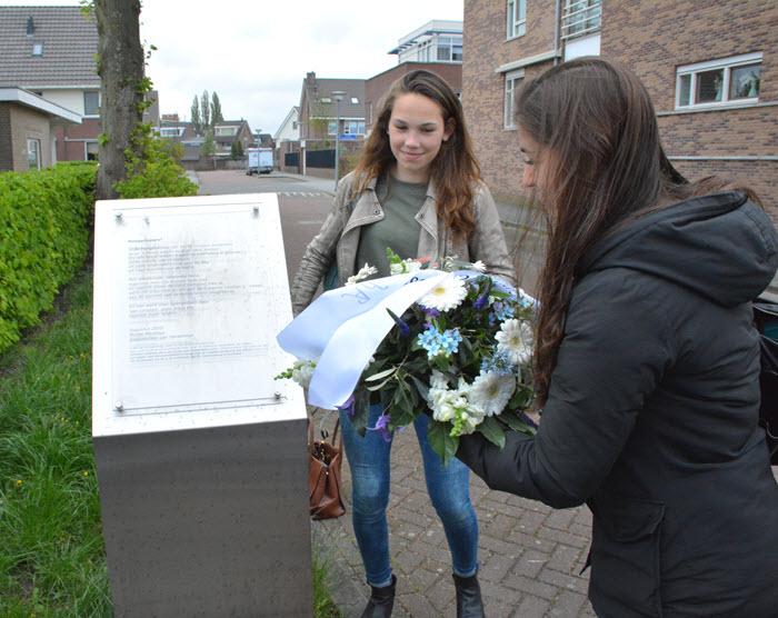 CCNV Harderwijk monument