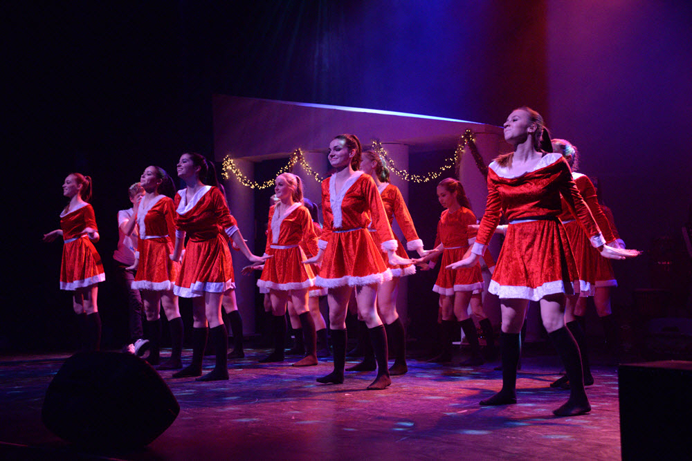 Kerst musical CCNV