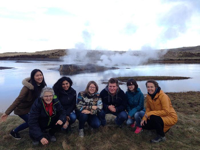 Leerlingen Groevenbeek Ermelo naar IJsland voor project duurzaamheid