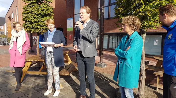Basisschool het Startblok Harderwijk gezonde school