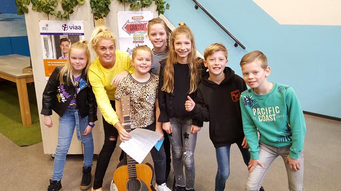 Het Starblok Harderwijk doet mee met Kinderen voor Kinderen