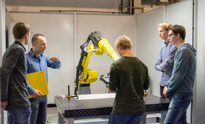 Robotisering Landstede