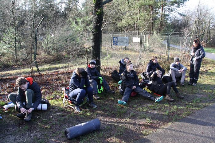 Winterkamp RSG 2018 even pauzeren