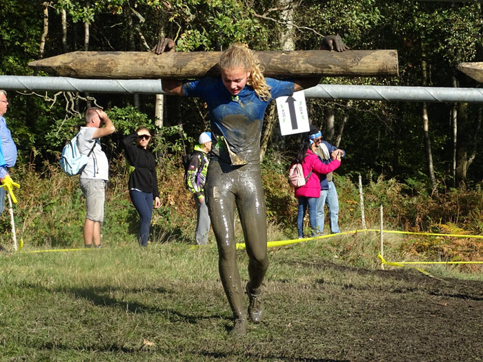 Elisa Mul wereldkampioen obstacle run 2018