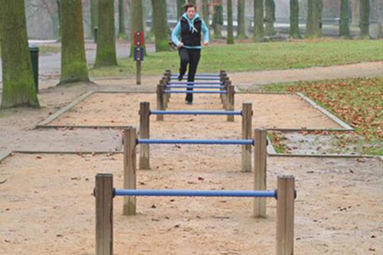 Workout Zeepad Harderwijk