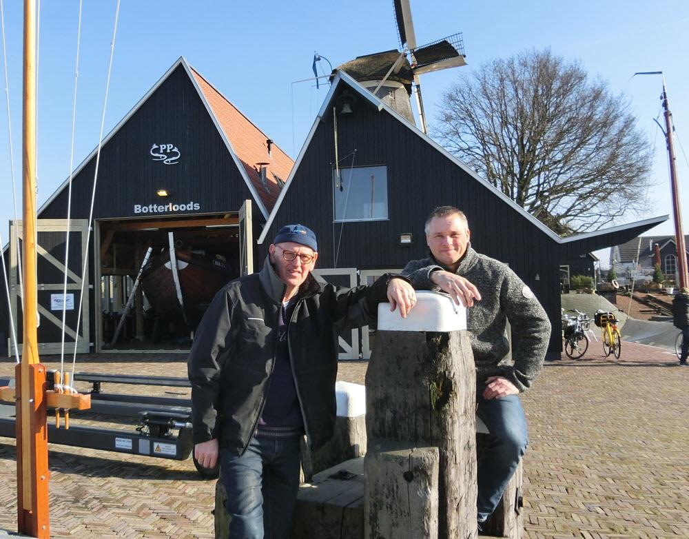 Vischafslag Harderwijk