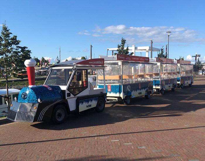 Toeristentreintje Harderwijk