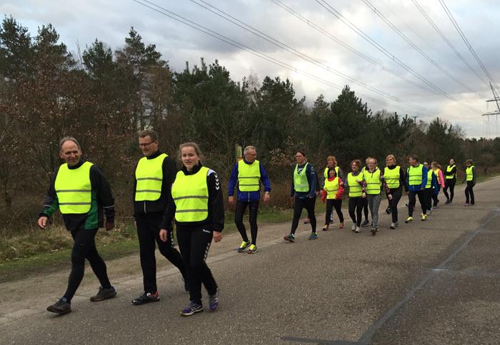 Athlos atletiekvereniging Harderwijk beginners hardlopen