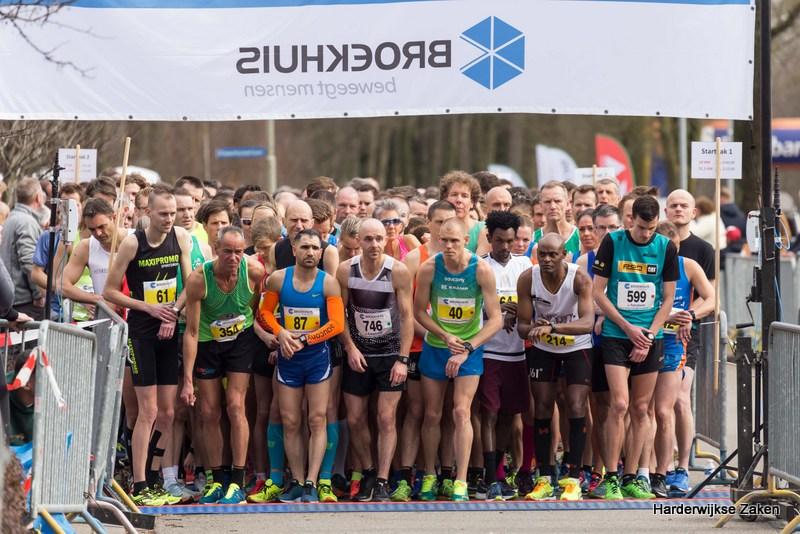 Halve marathon van Harderwijk 2018