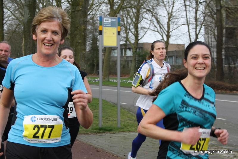 Halve marathon Harderwijk 2017